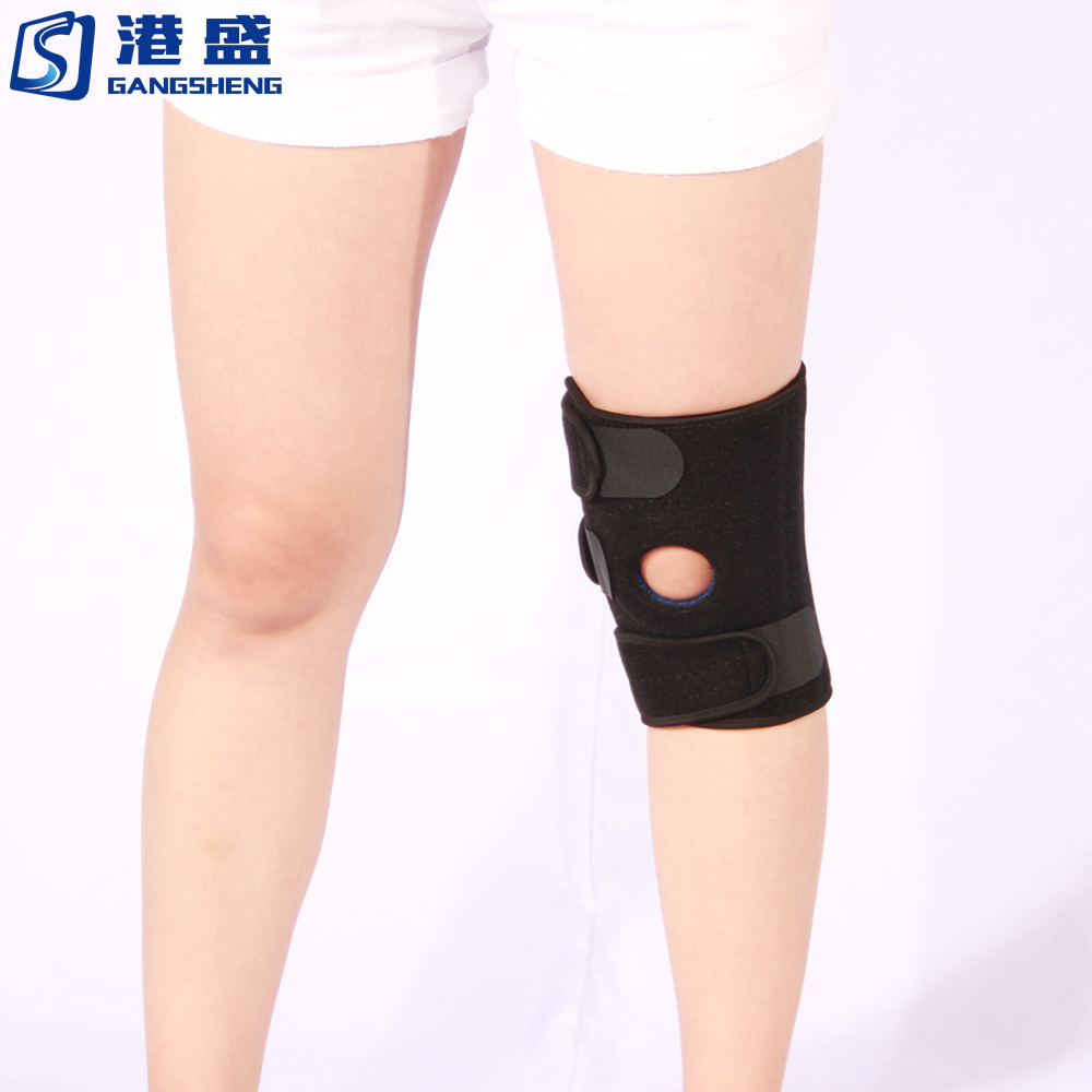 Knee compression sleeve sports knee support brace for outdoor excercise