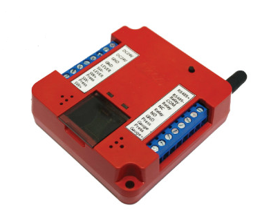 IoT Smart Factory with Alarm device