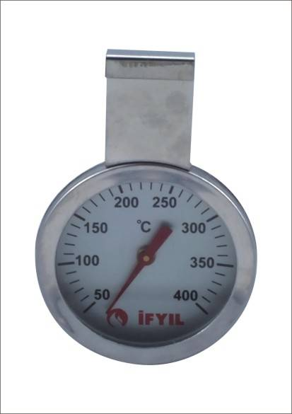 dial type outdoor garden oven grill bbq thermometer