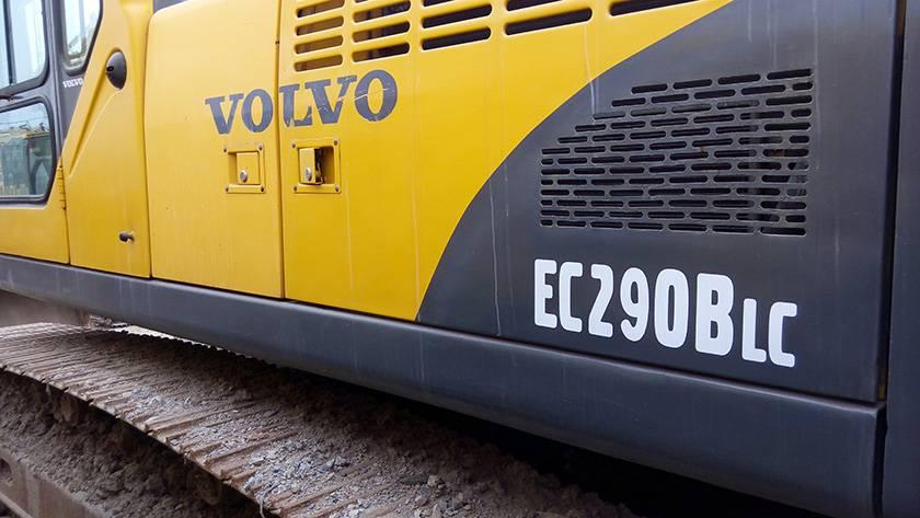 Used Volvo EC290BLC Crawler Excavator,Used Volvo EC290BLC Excavator