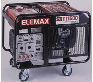 Elemax generator (SHT11500)