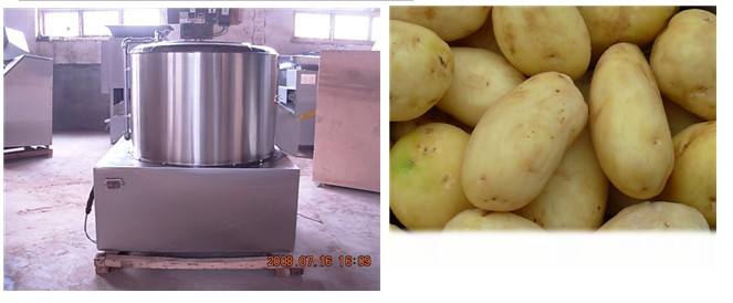 Sale Factory price stainless steel potato washing and peeling machine Mobile 0086 15238020668