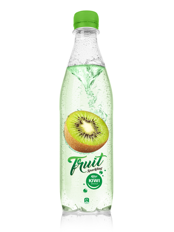 500ml Pet Bottle Sparking Kiwi Juice