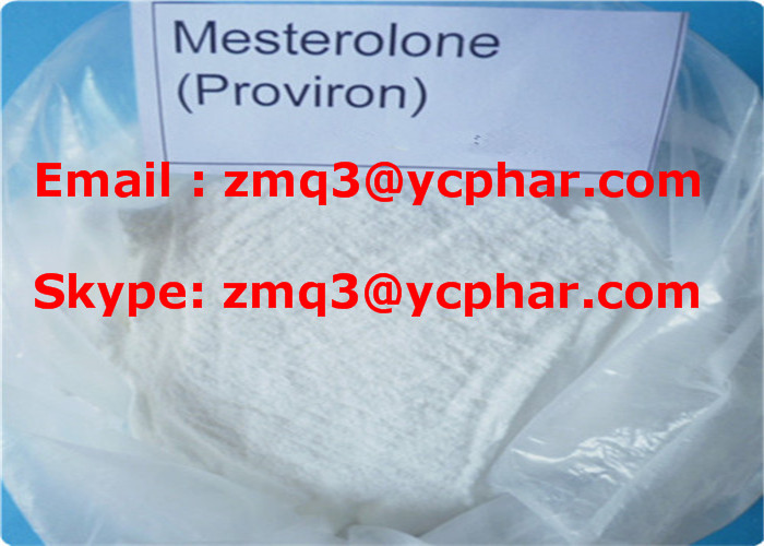 Mesterolone Proviron Bodybuilding Muscle Growth Steroid Powder
