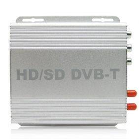 DVB-T Standard Digital TV Receiver with MPEG-4 and High Definition Video Supported (For Europe)