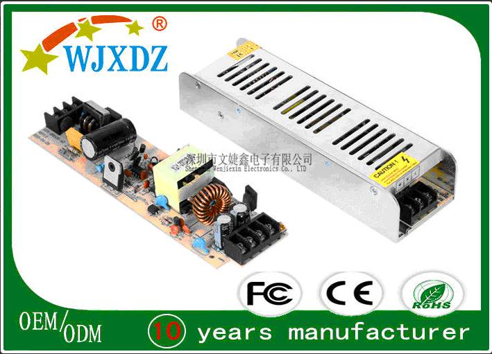 Communication 200W 8.3A 24V Switching Power Supply AC DC 2 Years Warranty