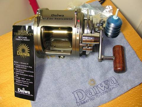 Daiwa Sealine Tournament SLT30 Fishing Reel