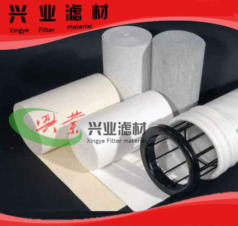 100% PET/PPS/P84/Aramid/Acrylic filter bag for industry