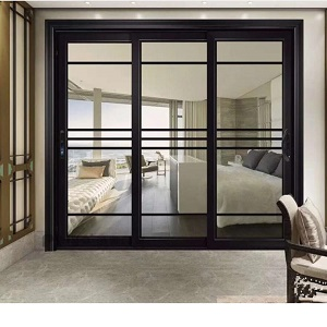 Aluminum alloy glass louver windows