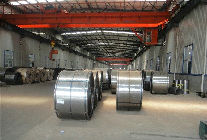 AZ100 galvalume steel coil