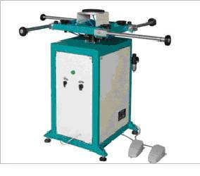 Rotated sealant spreading machine RSSM98