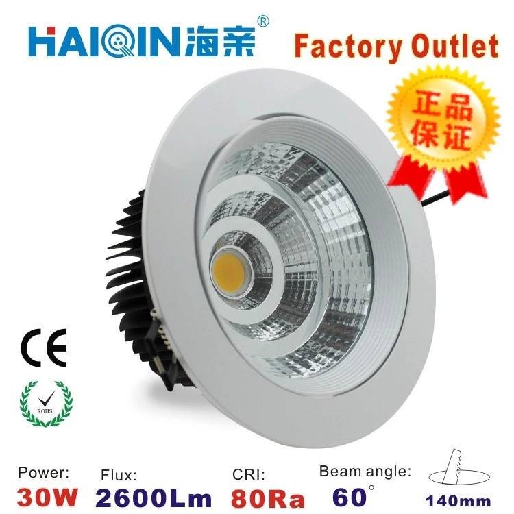 haiqin LED spot light 30W COB
