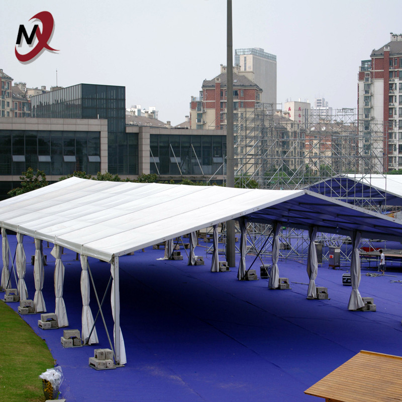 Large Event Tent Aluminum Frame Tent Structure For Event Rental Marquee Hire Supplies