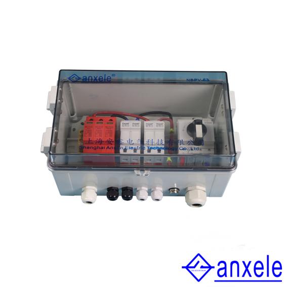NBPV-63 DC srting box