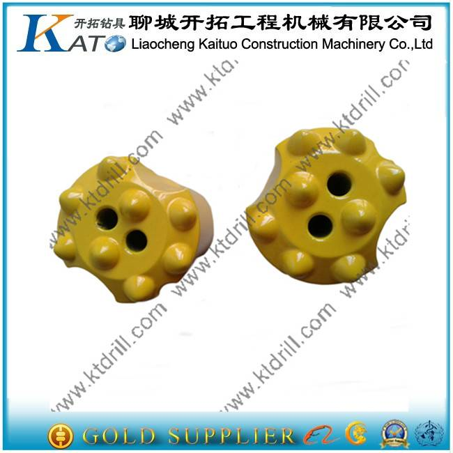 34mm Carbide taper button bit