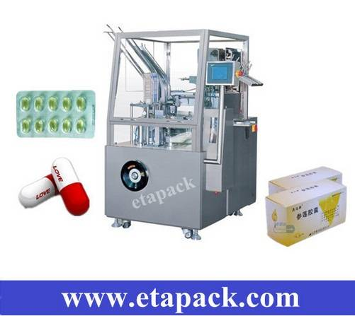 Automatic cartoning machine