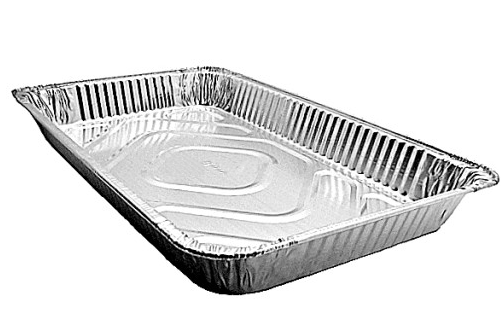 USA Full Size Aluminum Foil Tray