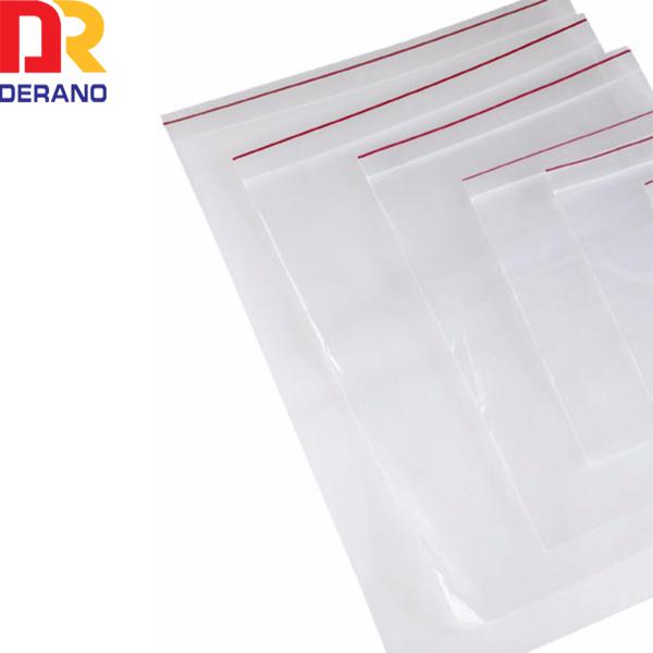ldpe plastic top zip printing storage ziplock bags/zipper bag