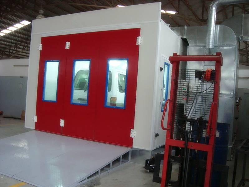 Auto Maintenance Equipment Car Spray Paint Booth