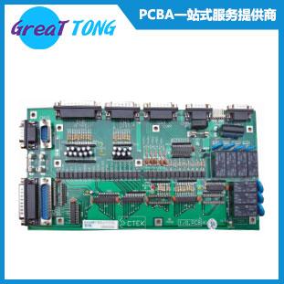 Communication Server PCB Board - Grande - PCB Assembly Manufacture