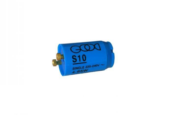 Fluorescent Starter-- S-10-2