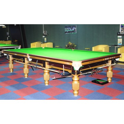 Popular 12 ft Wiraka Berlin M1 UK Commercial Snooker Table