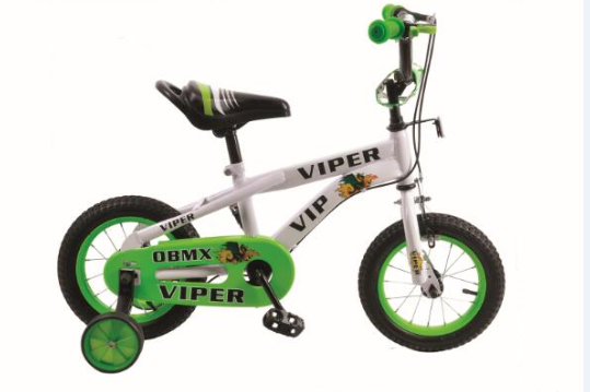 Kids Bike/Kids 4 Wheel Bike/ Kids bicycle with training Wheels