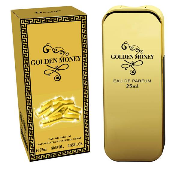 Golden lady Mini Perfume in Dubai