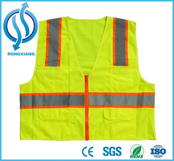 En471 Standard, Reflective Safety Vest, Traffic Safety Vest