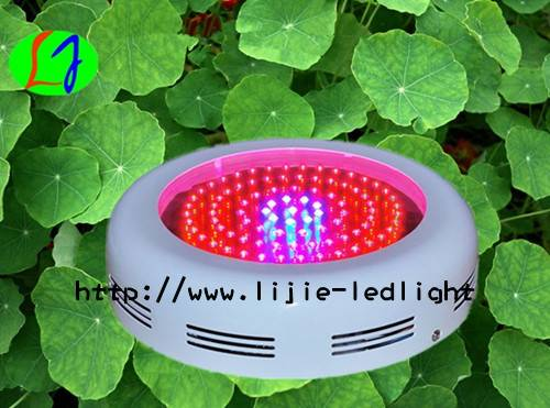 ufo 90w red blue led grow light for indoor plant growing (withCE&Rohs&FCC approved)