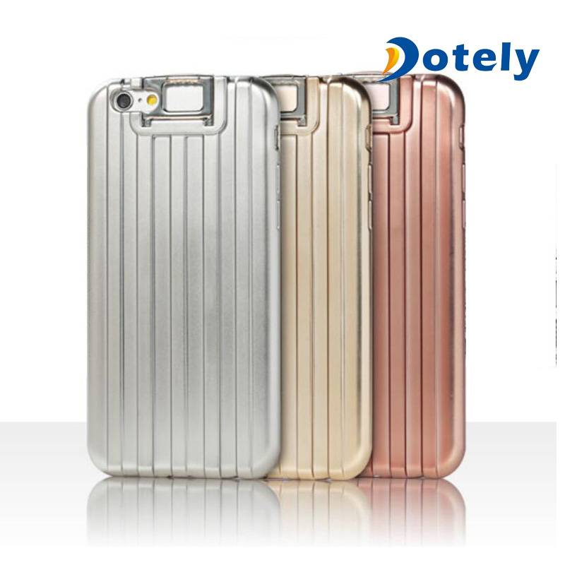 Luggage Cover Anti-Scratch Soft TPU Suitcase for Apple iPhone 6/6s