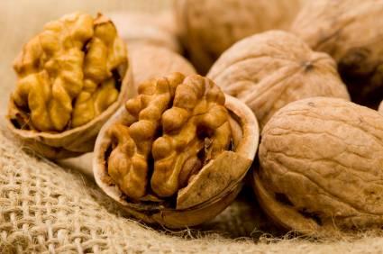 Grade A walnut kernels