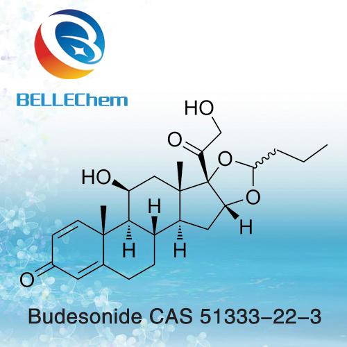 Budesonide CAS 51333-22-3