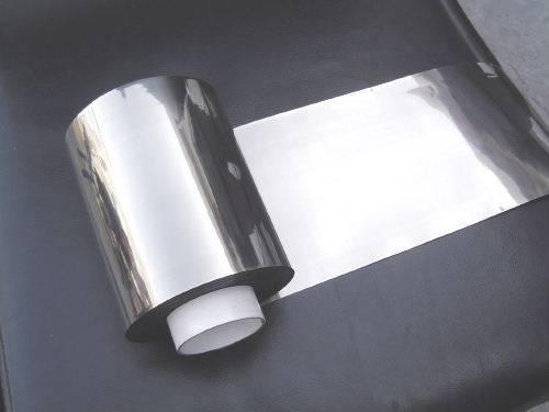ASTM F67 Titanium foil