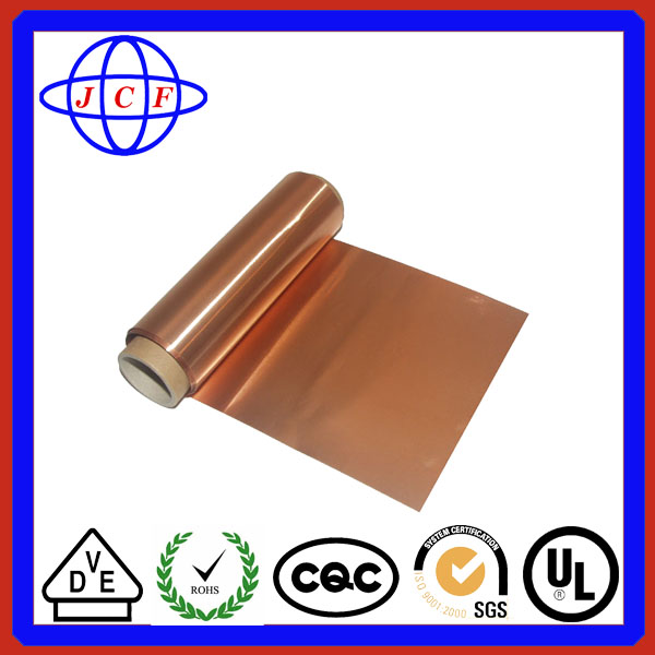rolled annealed copper foil for PCB