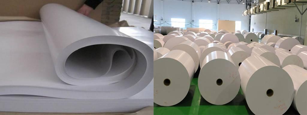 Offset Printing Glossy Art Paper