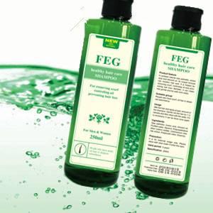 FEG Healthy Hair Care/Shampoo/Thick Dense Lengthening