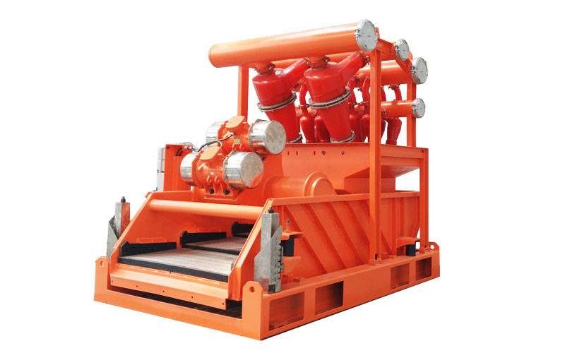 Mud cleaner / solids control system / oilfield equipment