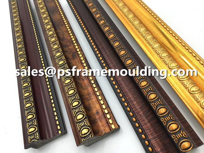 PS photo and mirror frame moulding