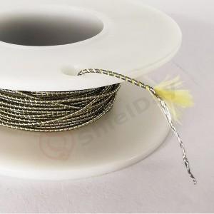nickel chromium metallized wire