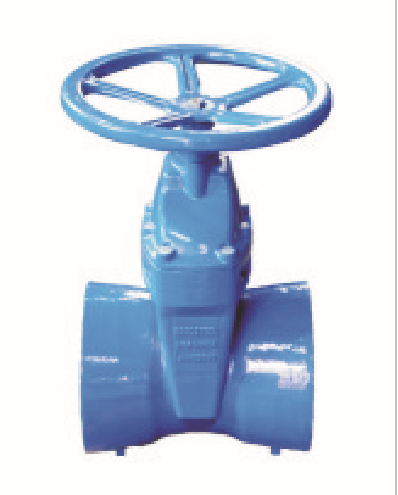Socket-end Resilient soft-seated gate valves(for ductile iron pipes)