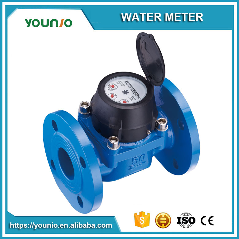 Younio High Quality Low Price Dry Type Woltman Water Meter