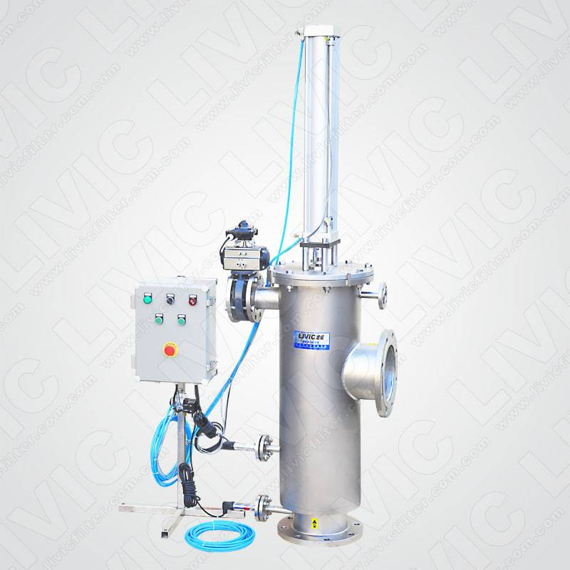 Automatic Continous Online Bernoulli Self-cleaning Filters