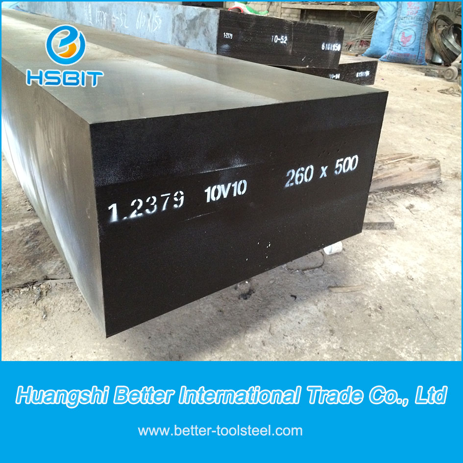 1.2379 cold work tool steel flat bars