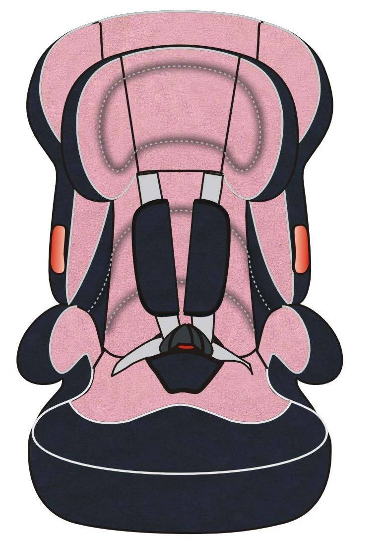 car seat European safety standards ECE R 44/04 for group 1 and group 2