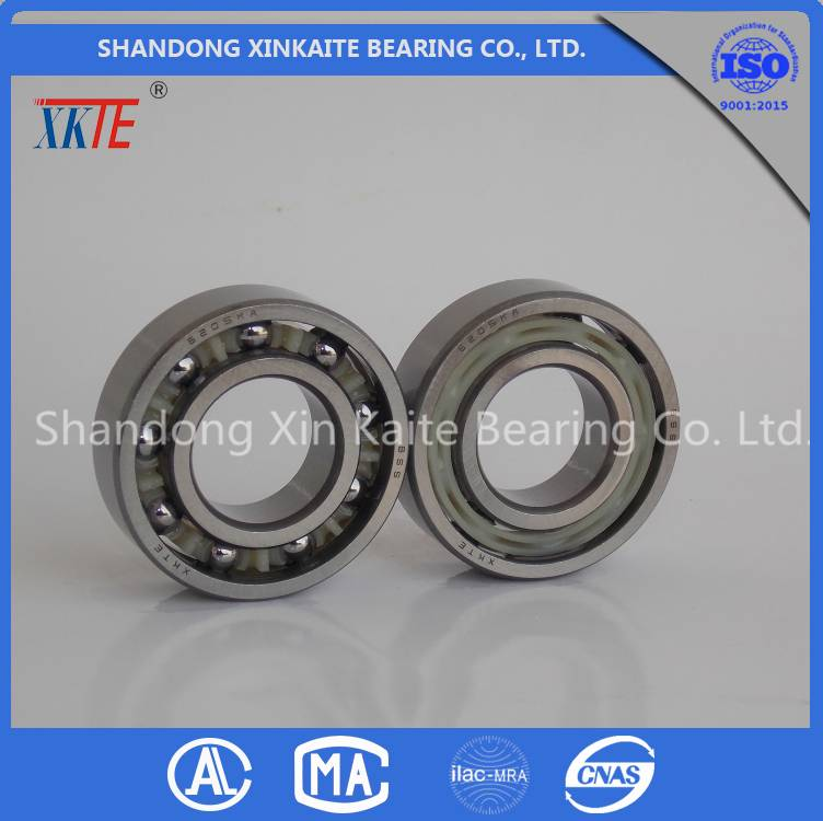 best sales XKTE deep groove ball bearing 6205 TN/TN9/C3/C4 for conveyor roller from china Bearing ma