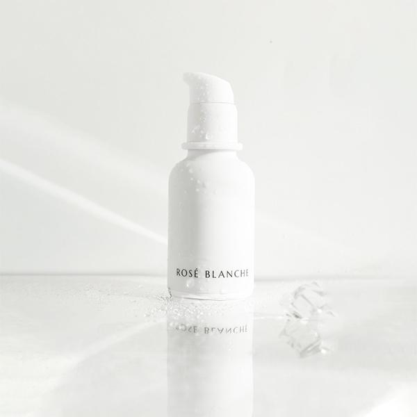 """Korean anti-aging serum """" ROSE BLANCHE """" Intensive Soothing Serum"""
