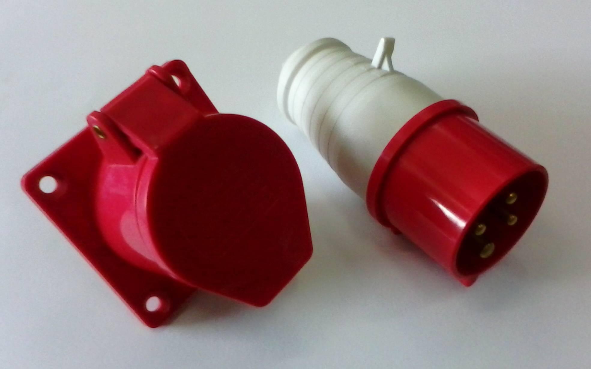pc coupling plug/socket