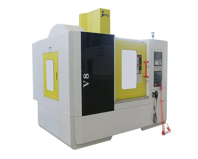 V8 High Speed Vertical Machine Center