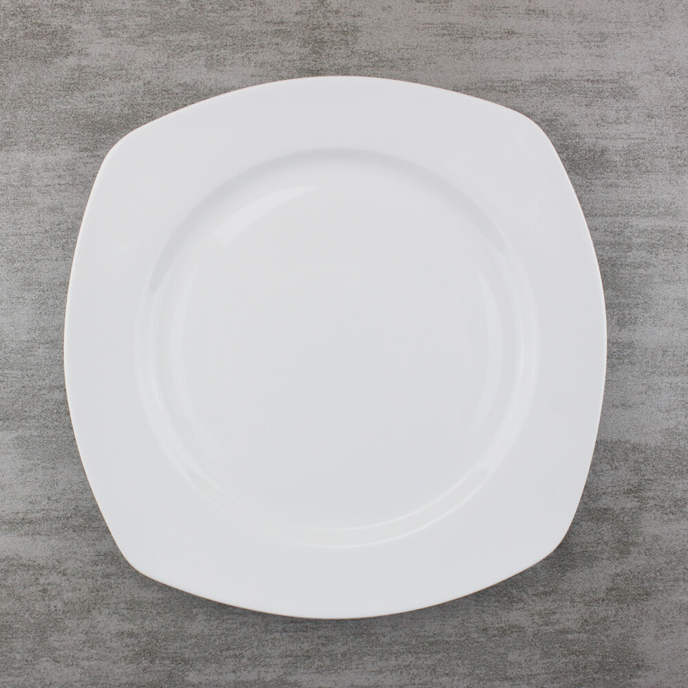 8.5 inch china Dessert Plates Square